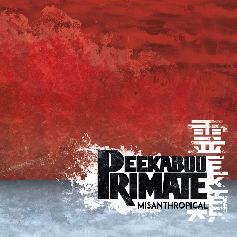 Peekaboo Primate Misanthropical Album Artwork