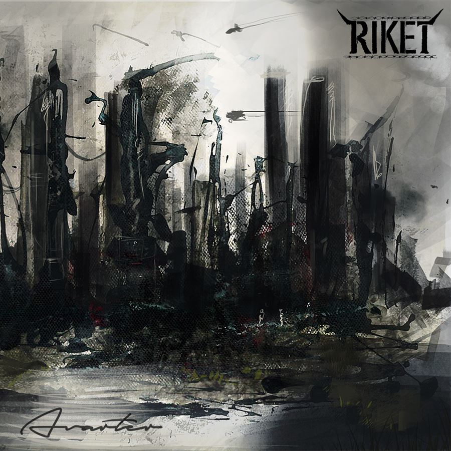 Riket Avarter Album Artwork