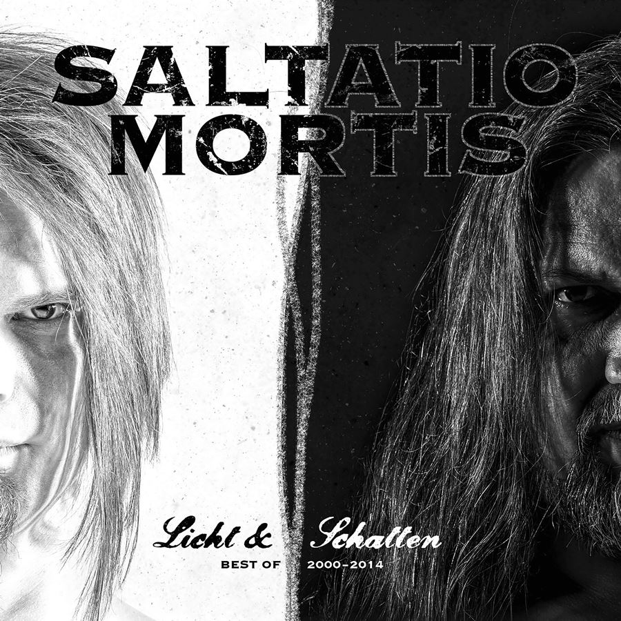 Saltatio Mortis Saltatio Mortis Licht unt Schatten Album Artwork
