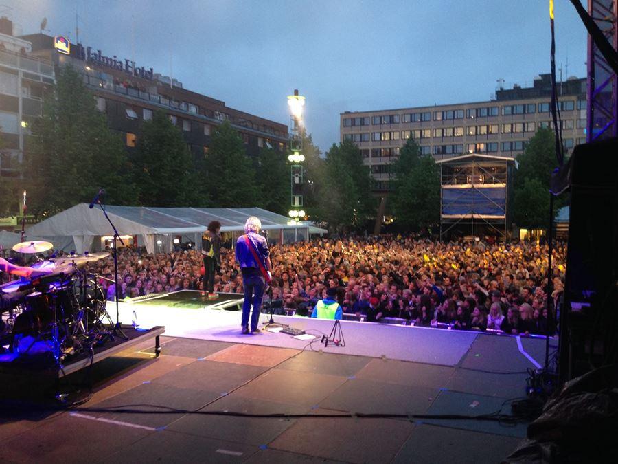Stadsfesten Skellefteå