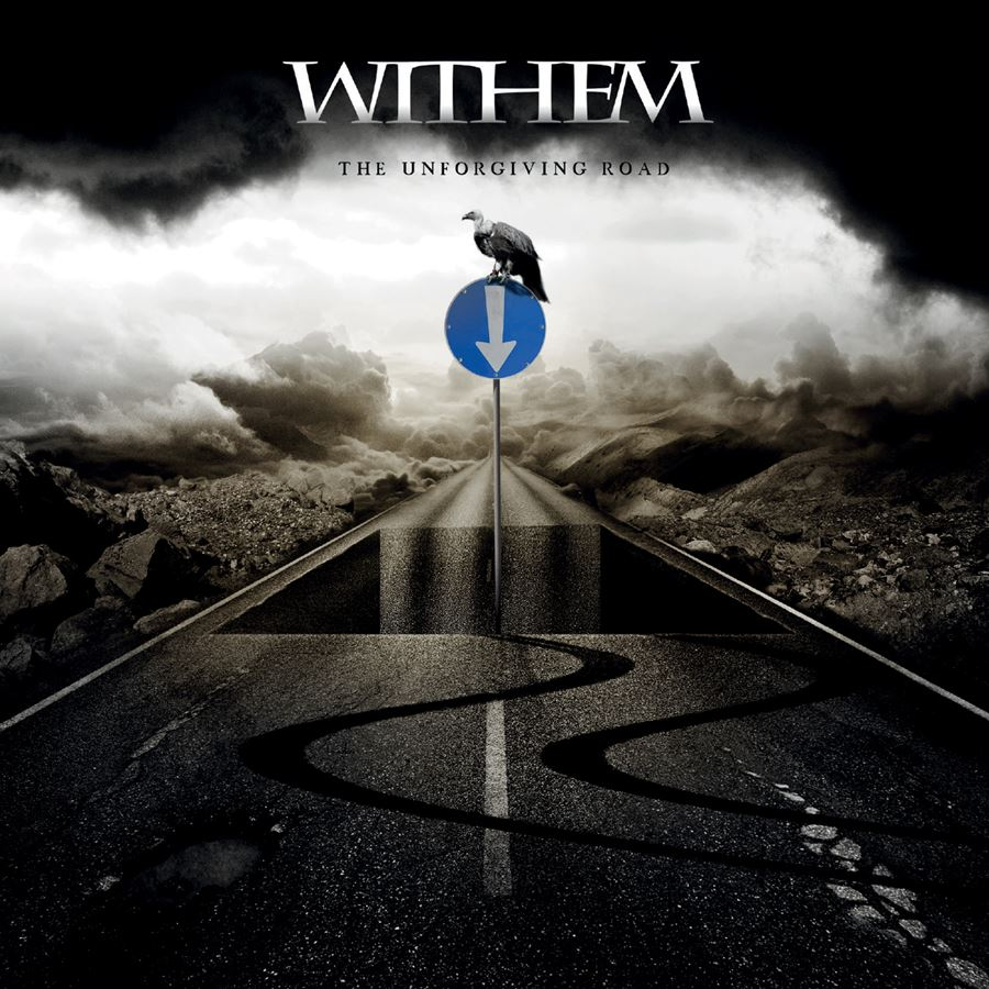Withem The Unforgiving Road Album Artwork