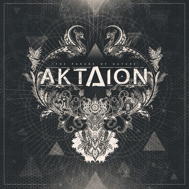 AKTAION The Parade Of Nature Album Cover