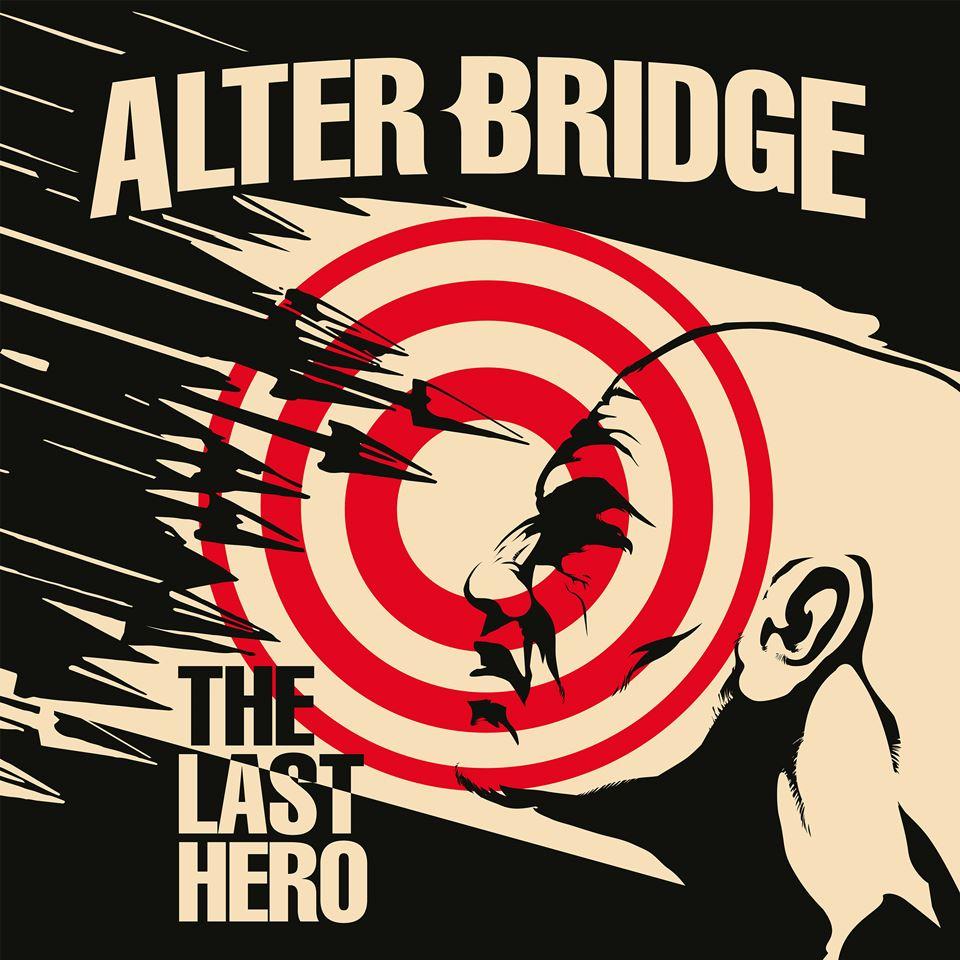 Alter Bridge The Last Hero Album Cover
