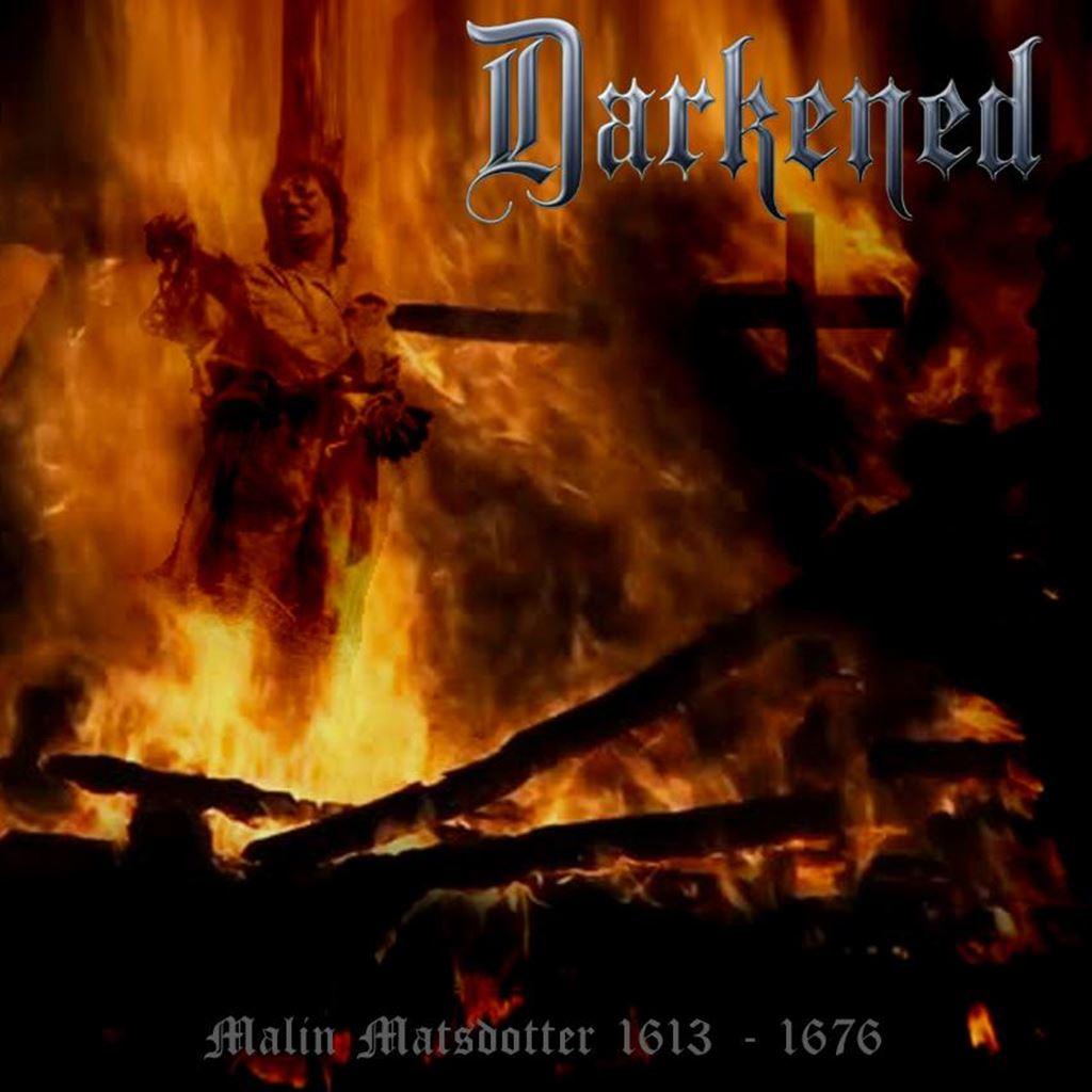 Darkened - Malin Matsdotter - Third EP
