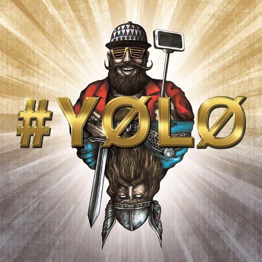 Finsterforst Yolo Album Cover YØLØ