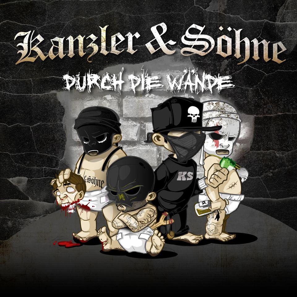 Kanzler & Söhne Durch Die Wände Album Cover