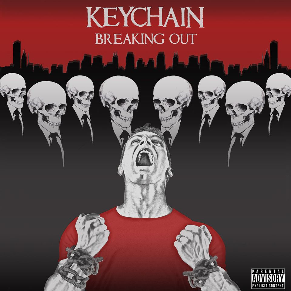 Keaychain Breaking Out Album Cover