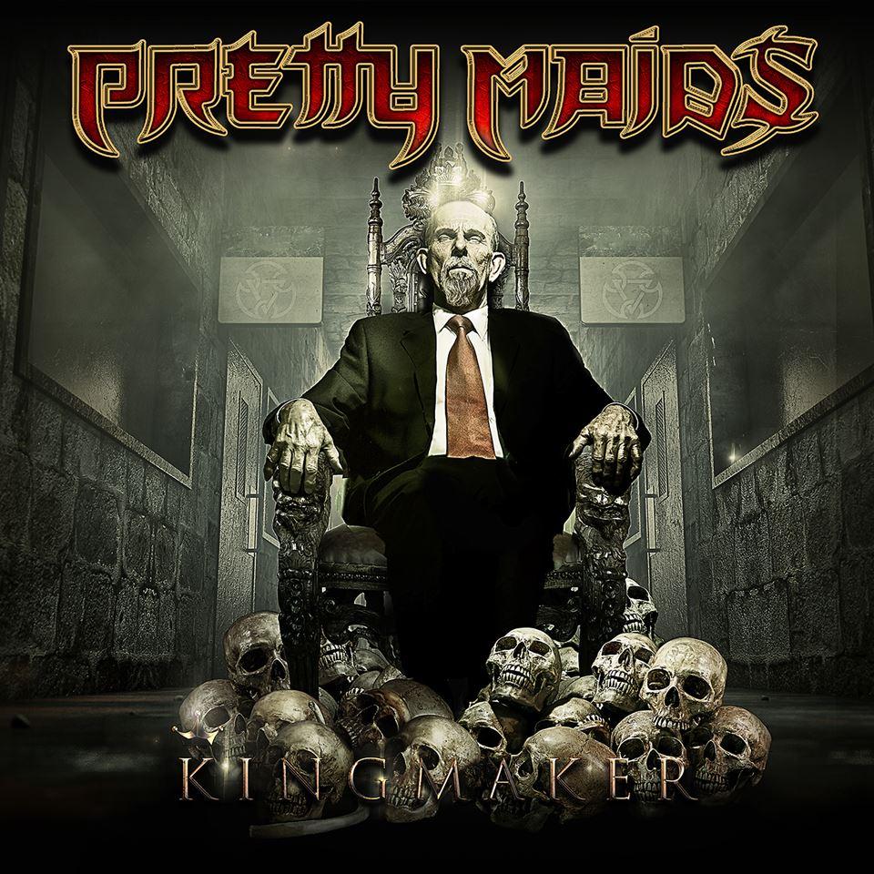 Pretty Maids Kingmaker Album Cover