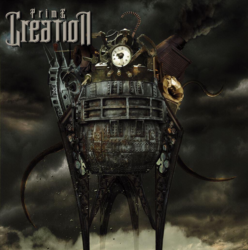 Prime Creation Album Cover