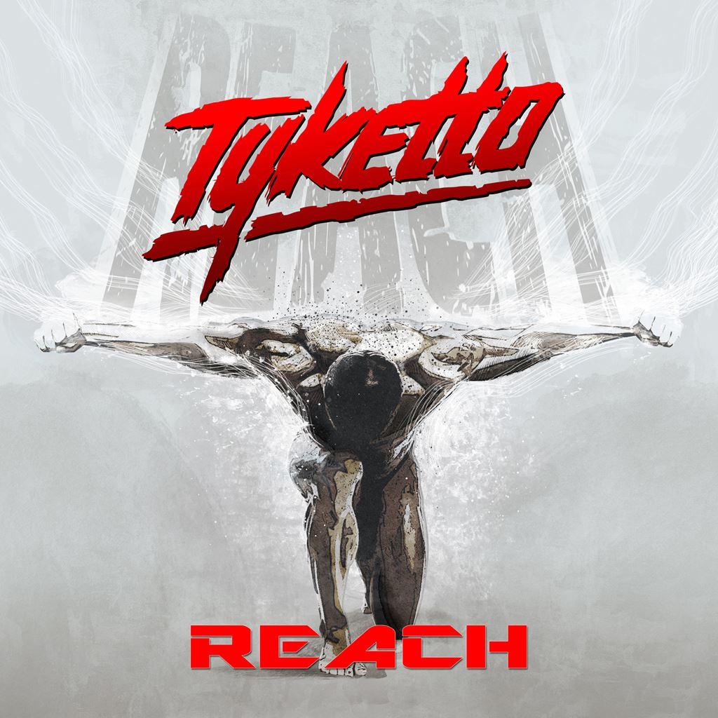 TYKETTO Reach Album Cover