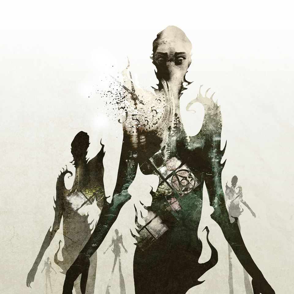 The Agonist Five Album Cover