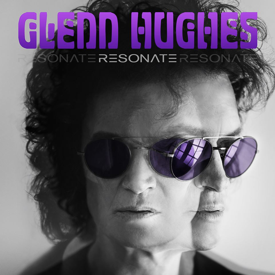 Glenn Hughes Resonate Album Cover