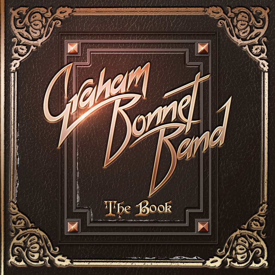 Graham Bonnet Band The Book Album Cover