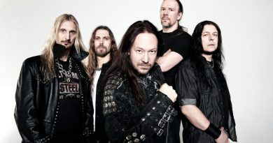 "Hammerfall return with their 10th Album ""Built to Last"""