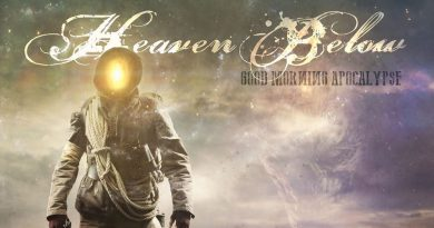 Heaven Below Good Morning Apocalypse Album Cover