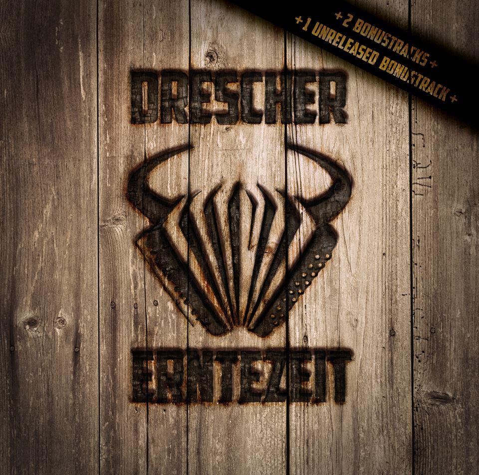 Drescher Erntezeit Album Cover