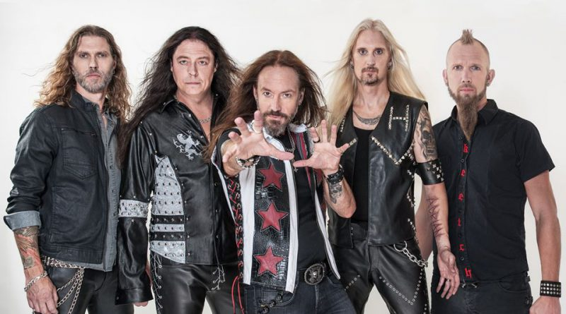 Hammerfall Photo by Tallee Savage