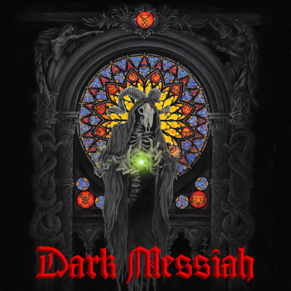 Dark Messiah Album Artwork