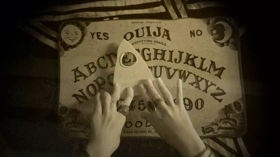 Dead Witches Ouija