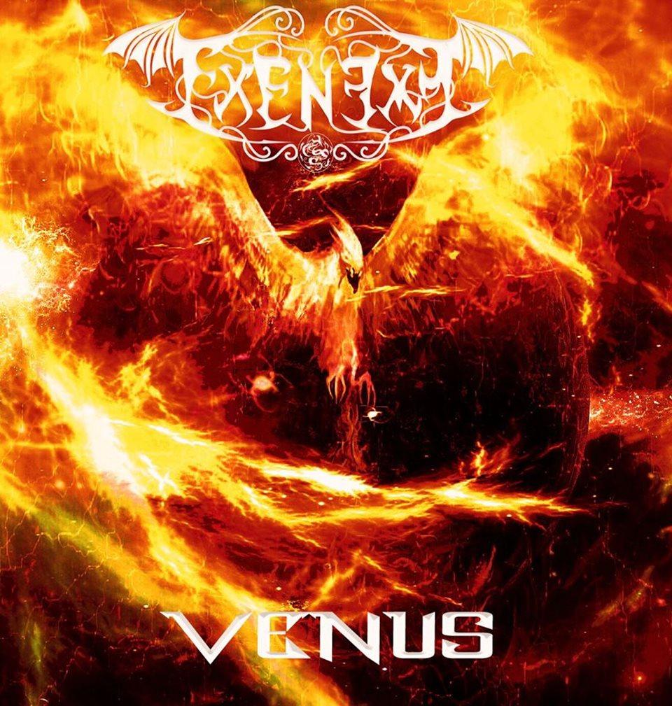 Exenemy Venus Album Artwork
