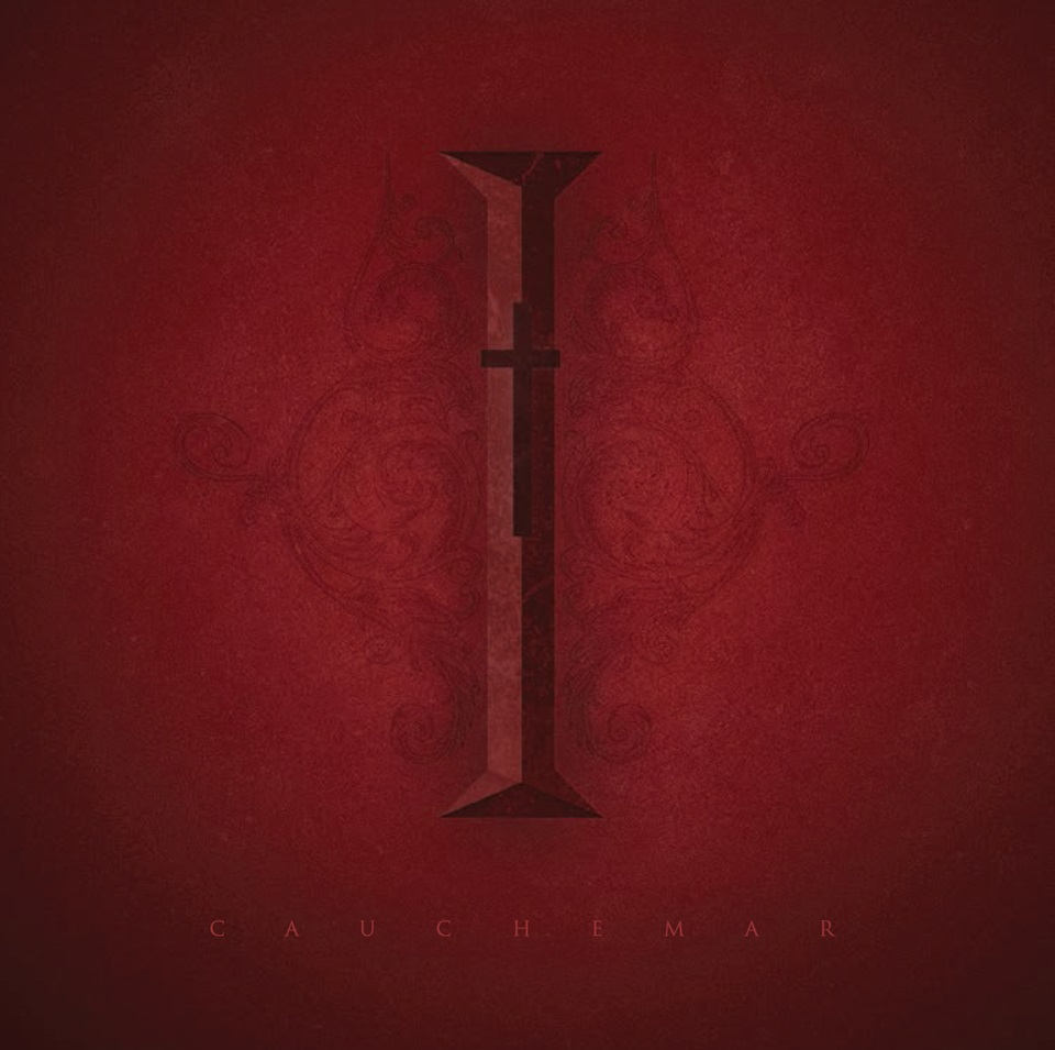 Inire Cauchemar Album Artwork