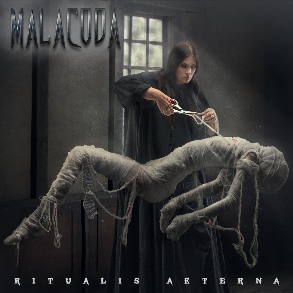 Malacoda Ritualis Aeterna Album Artwork