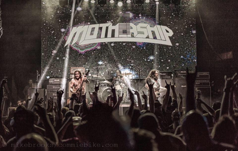 Mothership Photo by Mike Brooks