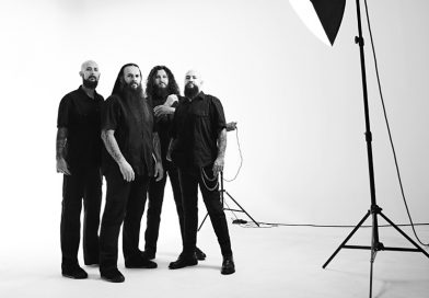 The band interweave Middle Eastern tones with killer Metal riffs
