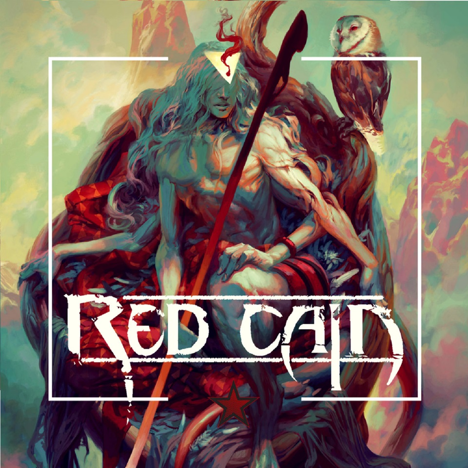 Red Cain Album Cover