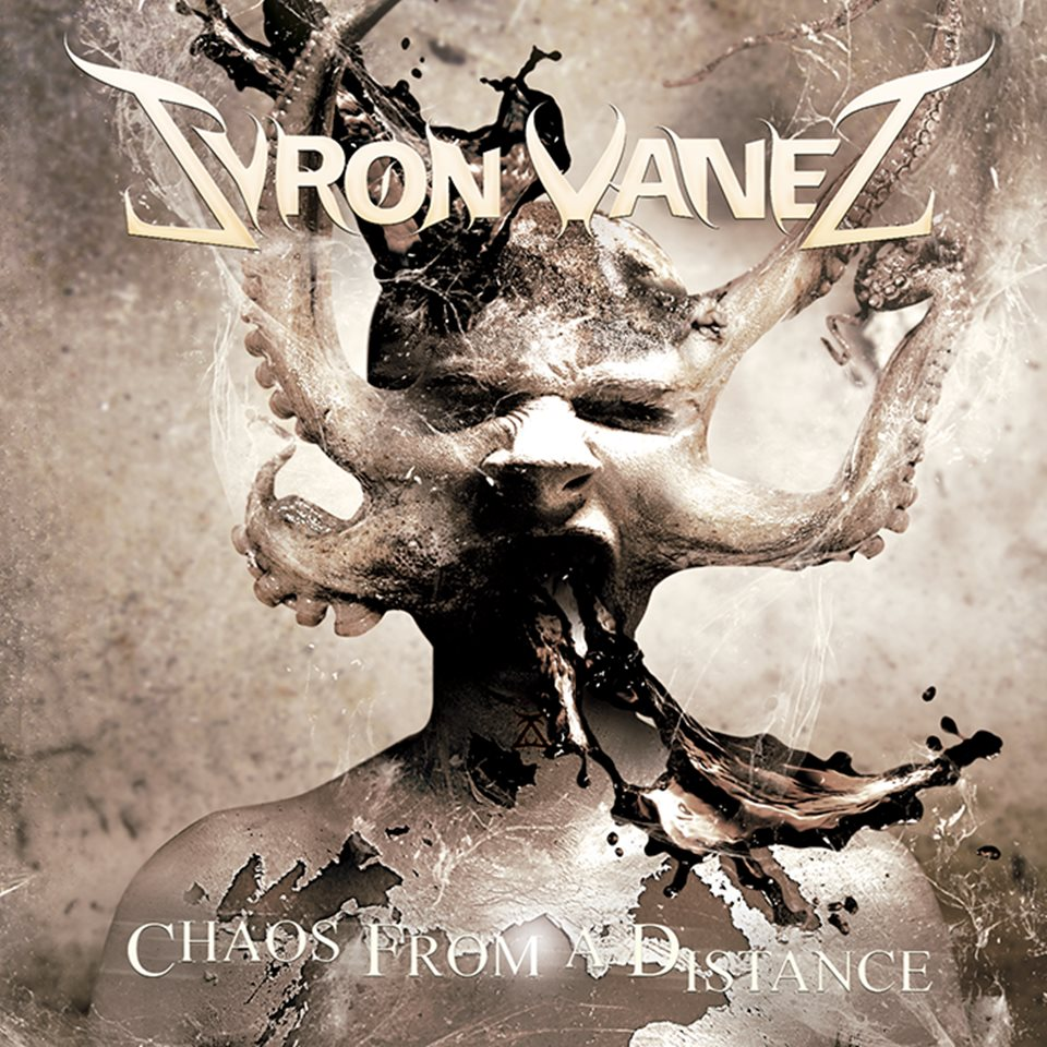 Syron Vanes Chaos From a Distance Album Artwork