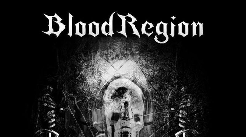 Blood Region For All The Fallen Heroes Album Artwork