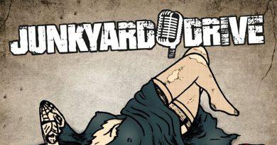 Junkyard Drive Sin & Tonic Album Artwork