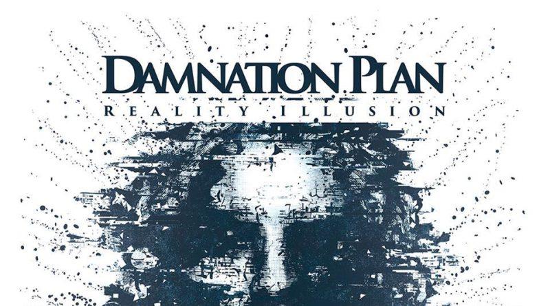 Damnation Plan Reality Illusion Album Artwork