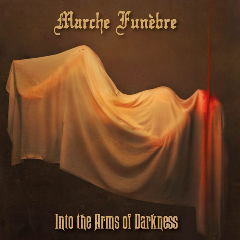 Marche Funèbre In The Arms Of Darkness Album Artwork