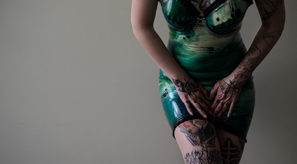 Chantele Photo by Lady Luck Studios