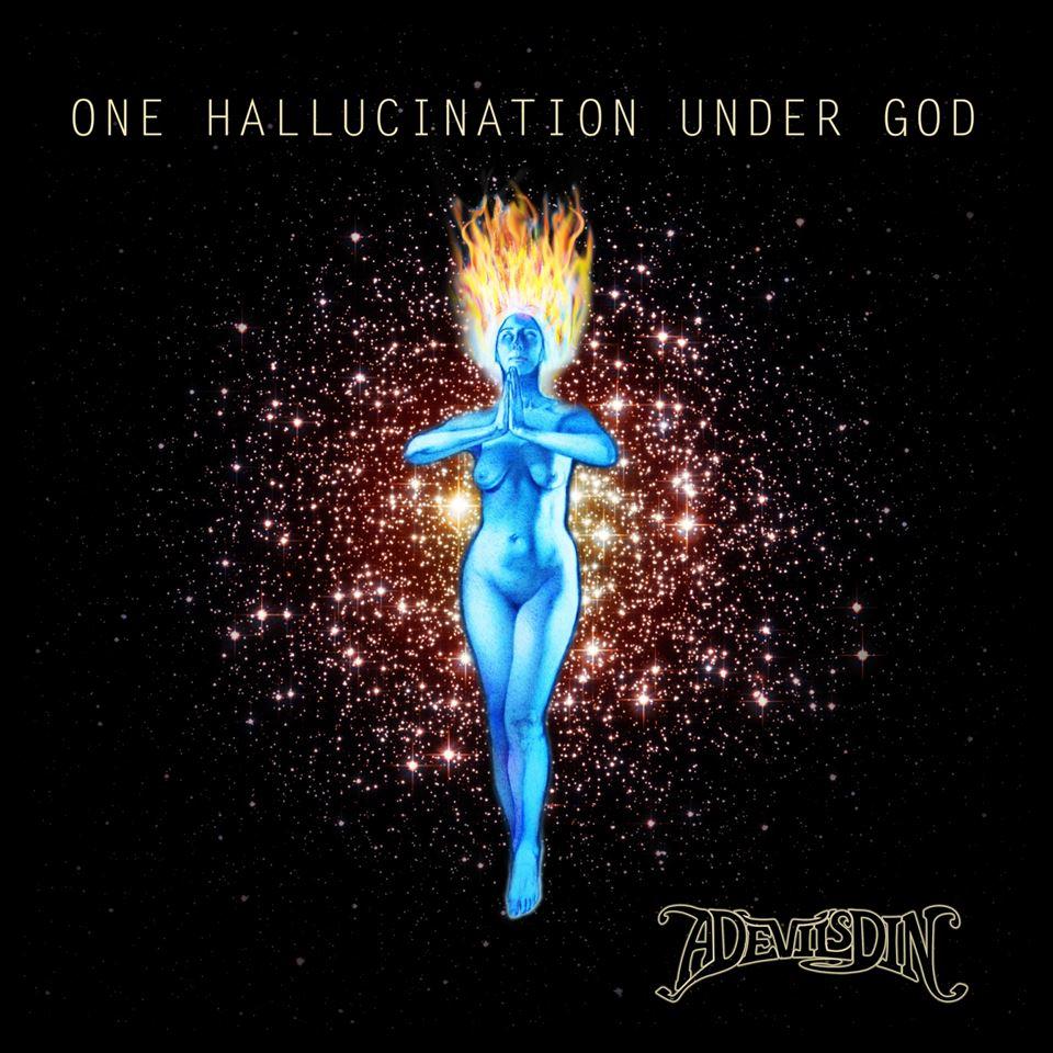 Devil's Din One Hallucination Under God Album Cover