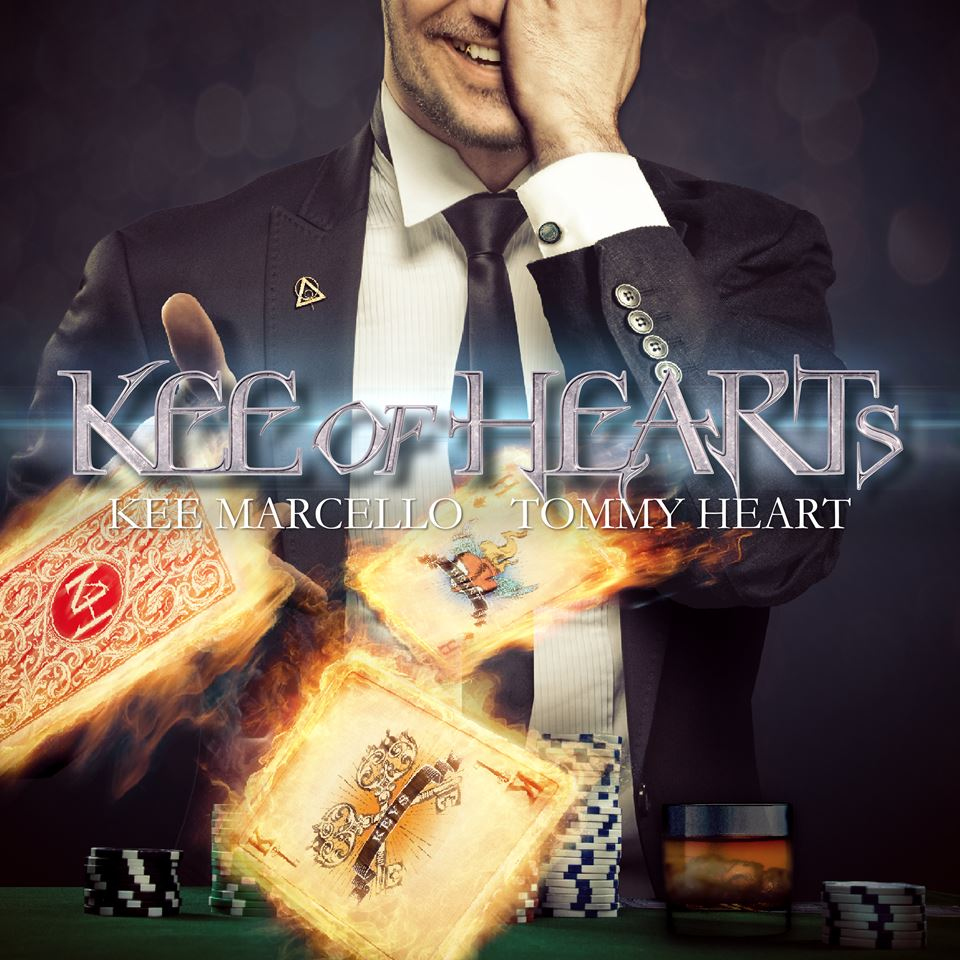 Kee Of Hearts Album Cover