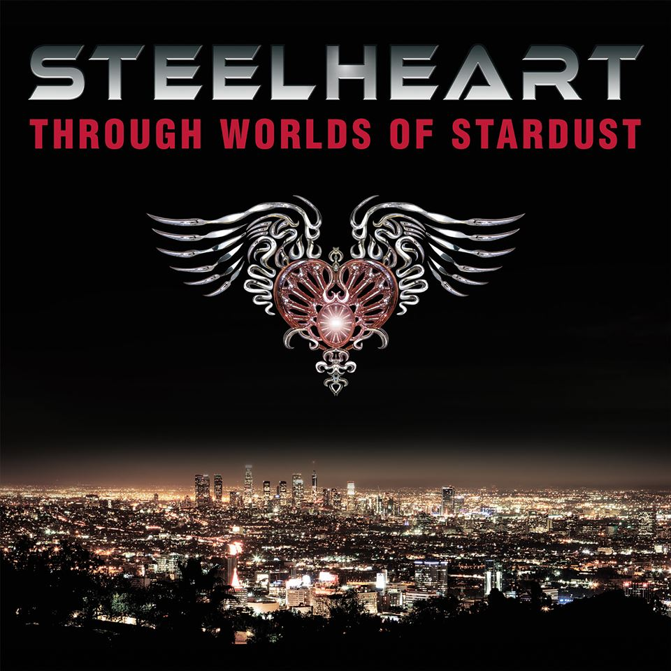 Steelheart Through Worlds Of Stardust Album Cover