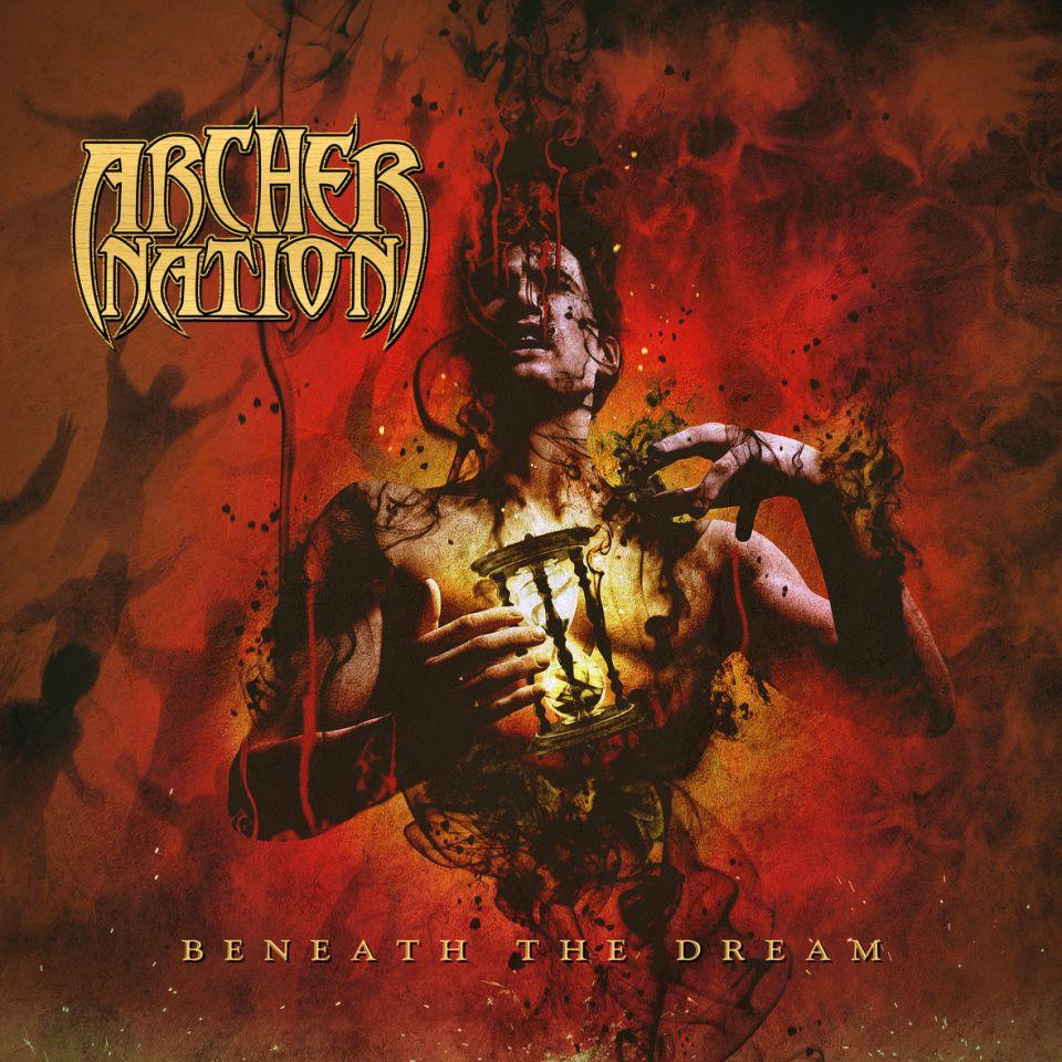 Archer Nation Beneath The Dream Album Cover