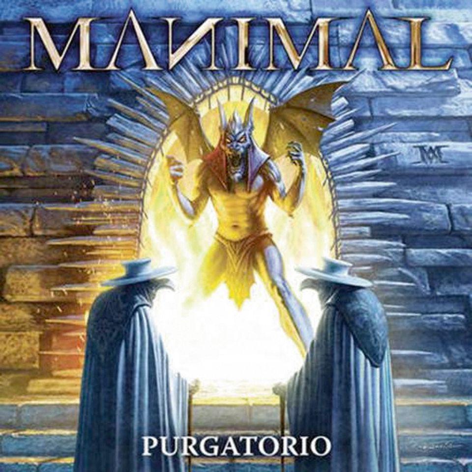 Manimal Purgatorio Album Artwork