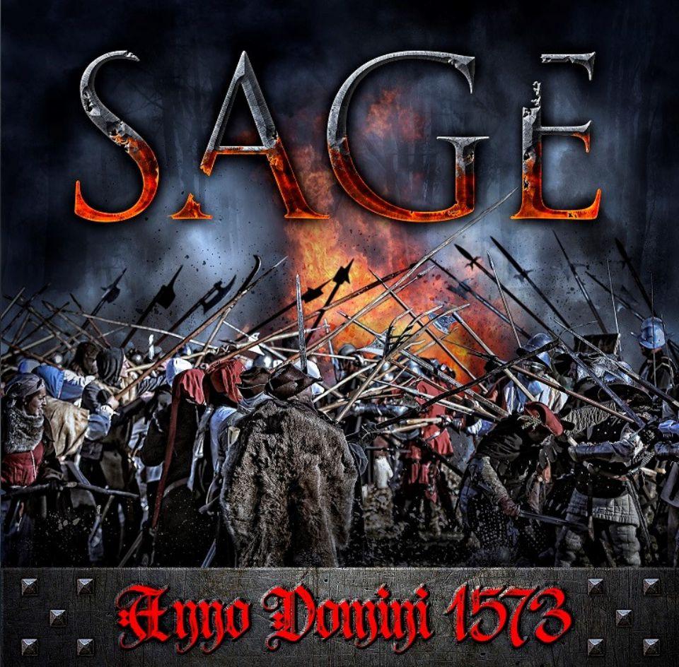 Sage Anno Domini 1573 Album Cover