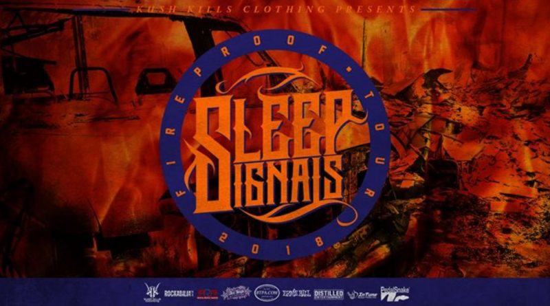 Sleep Signals Tour
