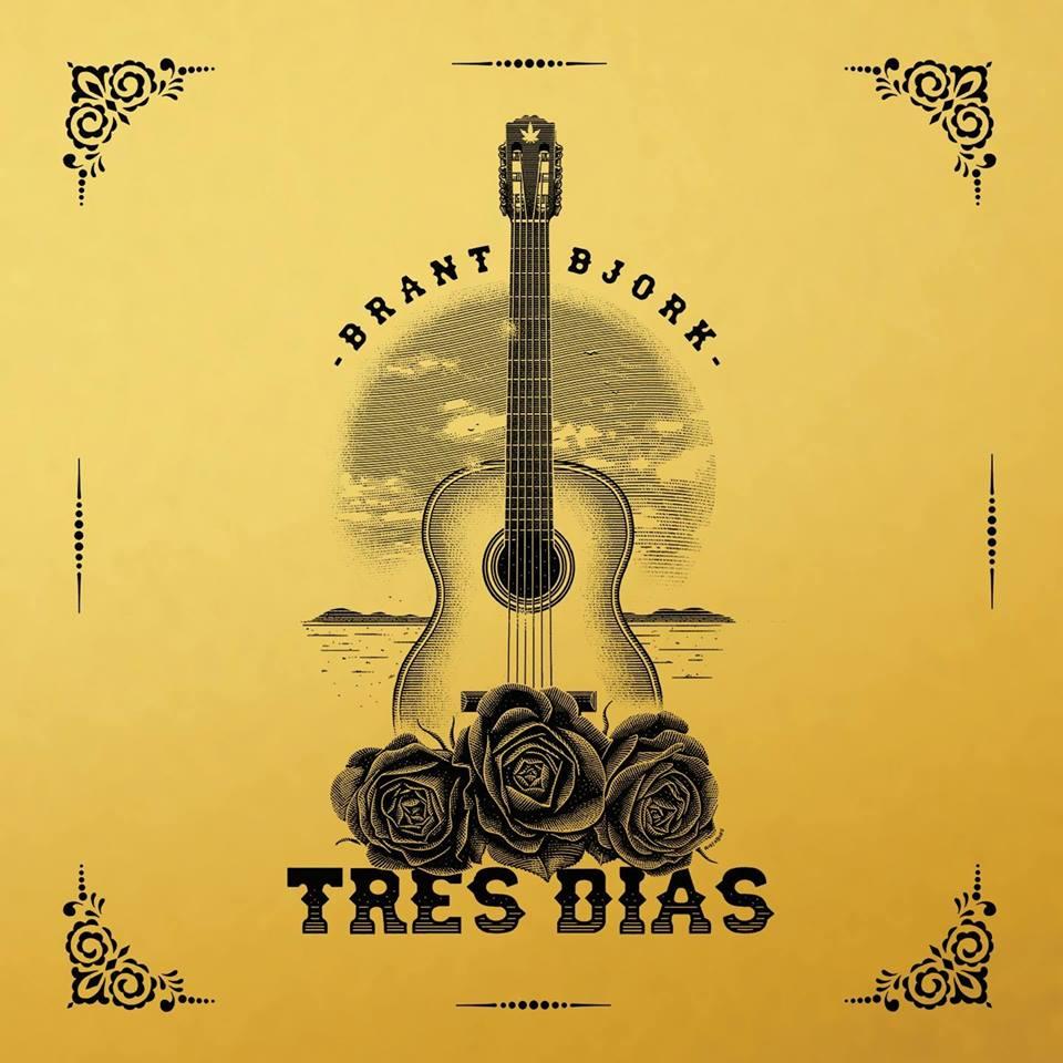 Brant Bjork Tres Dias Album Cover