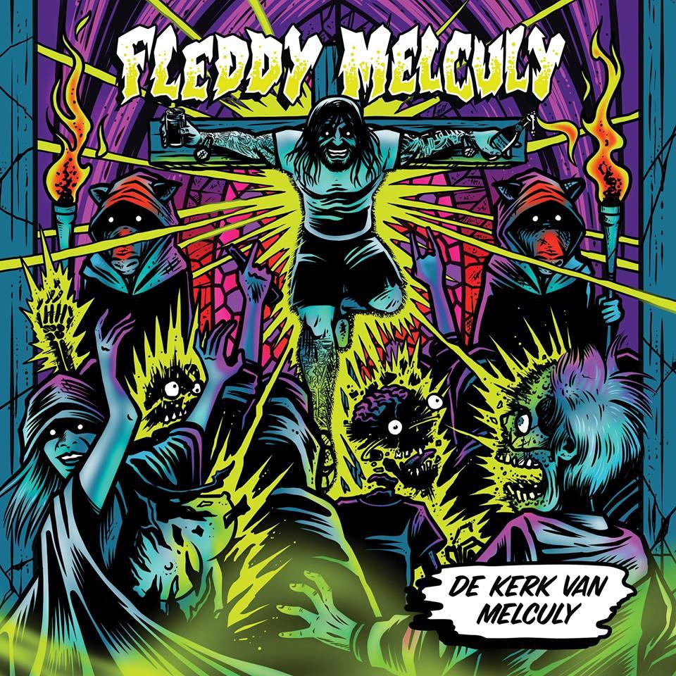 Fleddy Melculy De Kerk Van Melculy Album Cover