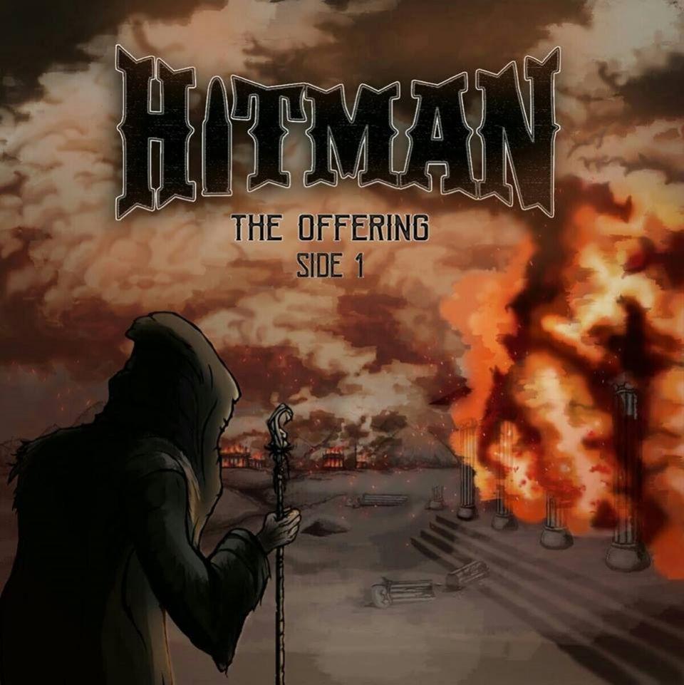 Hitman The Offering Album Artwork