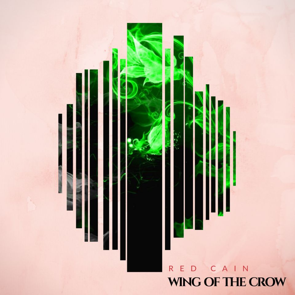 Red Cain Wing of The Crow Album Cover