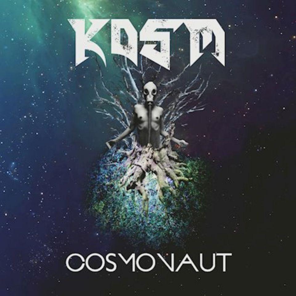 Kosm Cosmonaut Album Cover