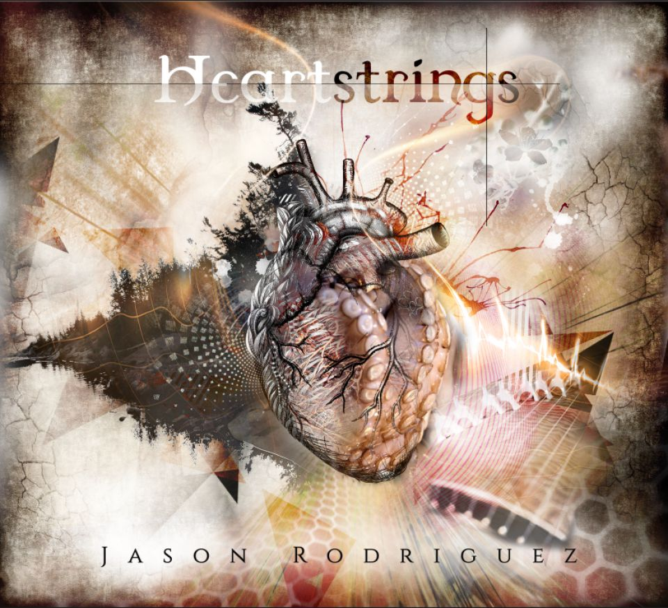 Jason Rodriguez Heart Strings Album Cover
