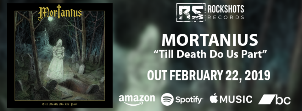 MORTANIUS Till Death Do Us Part Album